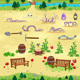 Natural Items for Games and App - GraphicRiver Item for Sale