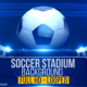 Soccer Stadium Background - VideoHive Item for Sale