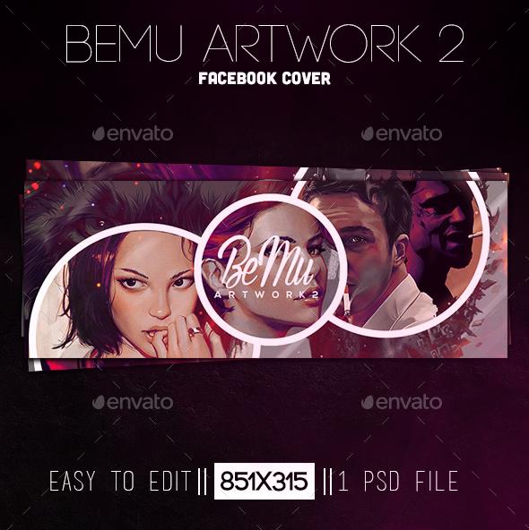 Bemu Artwork 2 Facebook Cover - Facebook Timeline Covers Social Media