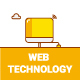 20 Web Technology Icons - GraphicRiver Item for Sale