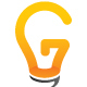 G Letter Bulb Logo - GraphicRiver Item for Sale