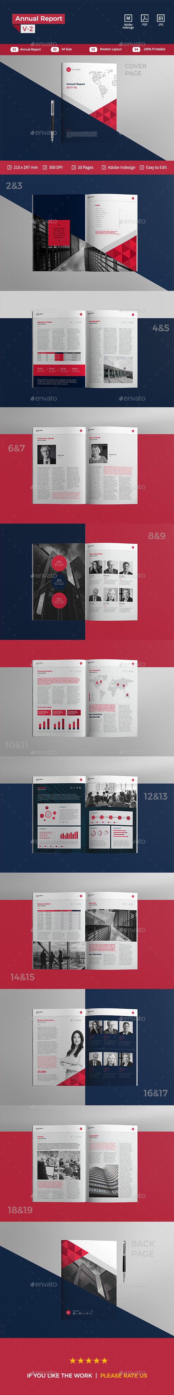 Annual Report - Corporate Flyers