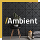 Ambient - A Contemporary Theme for Interior Design, Decoration, and Architecture Nulled