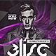 Club DJ Flyer Template - GraphicRiver Item for Sale