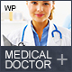 MedicalDoctor - WordPress Theme For Medical Nulled