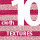 Seamless Textures of Striped Cloth - GraphicRiver Item for Sale