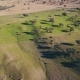 Aerial View Green Rural Landscape - VideoHive Item for Sale