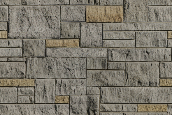Stone Wall - Stone Textures