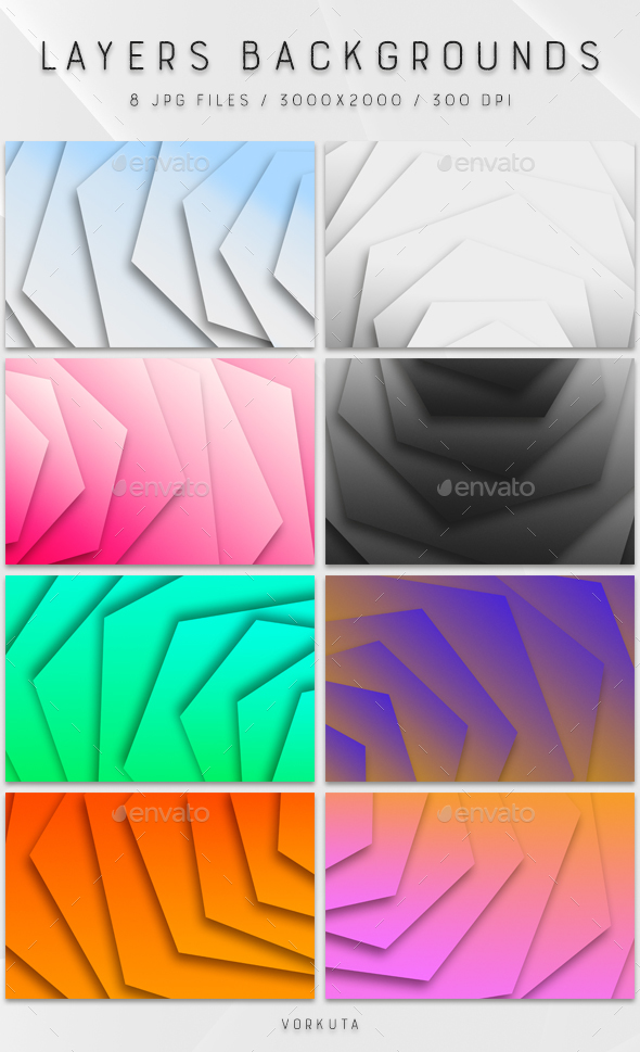 Layers | Backgrounds - Backgrounds Graphics
