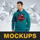 Man Hoodie Mockup - GraphicRiver Item for Sale