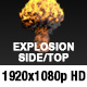 Explosion (Side View, Top View) - VideoHive Item for Sale