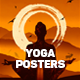 Amazing 4 Yoga and Meditation Posters / Flyers - GraphicRiver Item for Sale
