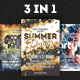 Flyer Bundle (3 in 1) - GraphicRiver Item for Sale
