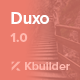 Duxo - Multipurpose Email Template + Builder 1.0 - ThemeForest Item for Sale