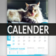 Multipurpose Calendar v-1 - GraphicRiver Item for Sale