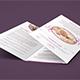 Brochure – Wellness and Spa Tri-Fold