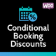 WooCommerce Conditional Booking Discounts