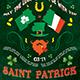 Saint Patricks Day Flyer Template V4 - GraphicRiver Item for Sale