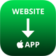 WebViewGold for iOS – URL/HTML to iOS App + Push, URL Handling, APIs & much more!