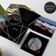 Black Square Brochure - GraphicRiver Item for Sale
