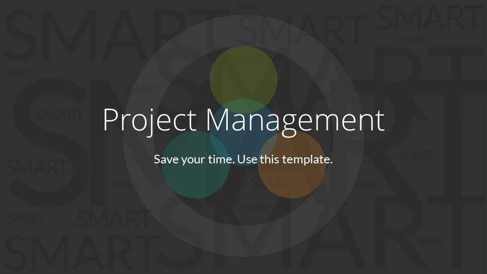 Project Management Powerpoint Presentation Template By Sananik