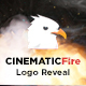 Cinematic Fire Logo Reveal - VideoHive Item for Sale
