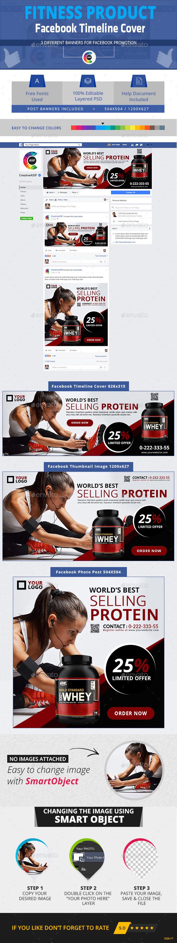 Fitness Facebook Timeline Cover - Facebook Timeline Covers Social Media
