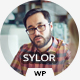 Sylor - Minimal Creative Agency WordPress Portfolio