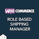 WooCommerce Role Based Shipping Manager - CodeCanyon Item for Sale
