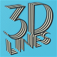 3D Lines - Logo & Titles Reveal - VideoHive Item for Sale