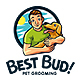 Best Bud - Pet Grooming - GraphicRiver Item for Sale