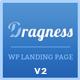 Dragness - Premium WordPress Landing Page