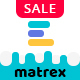 Matrex - Ultra Professional Multipurpose Template Nulled