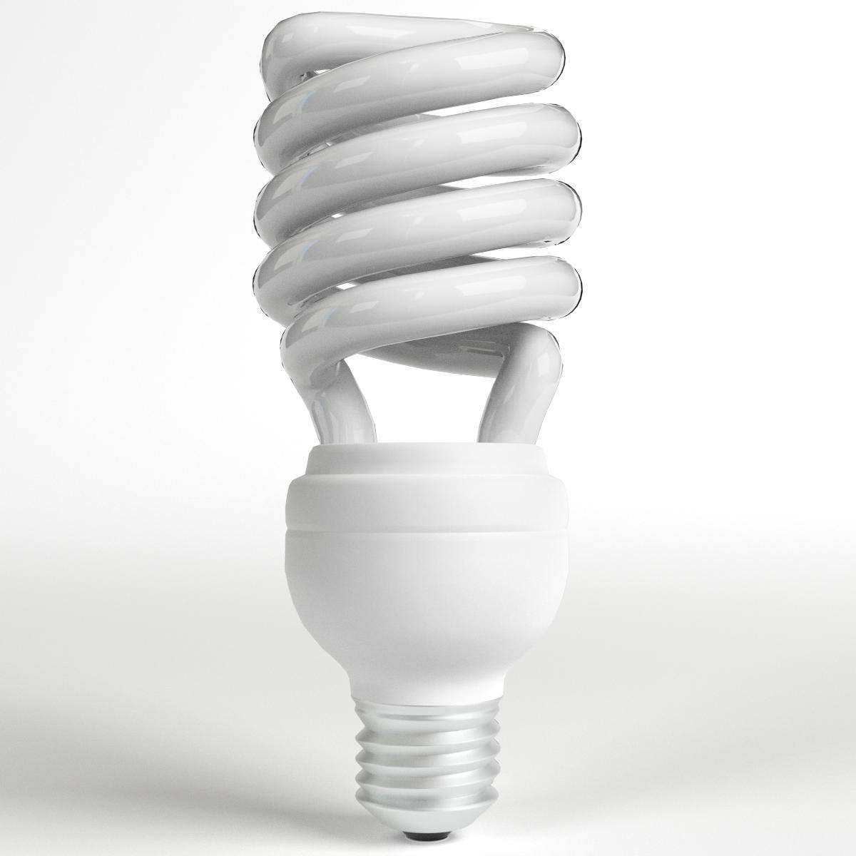 CFL Spiral Light Bulb Lamp