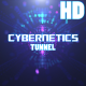 Cybernetic Tunnel 02 - VideoHive Item for Sale