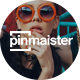 Pinmaister - Responsive Pinterest-like Site Template - ThemeForest Item for Sale