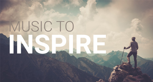 Music to Inspire