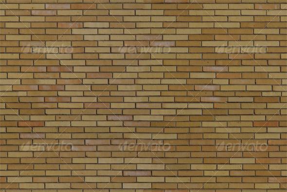 Tan Brick - Stone Textures