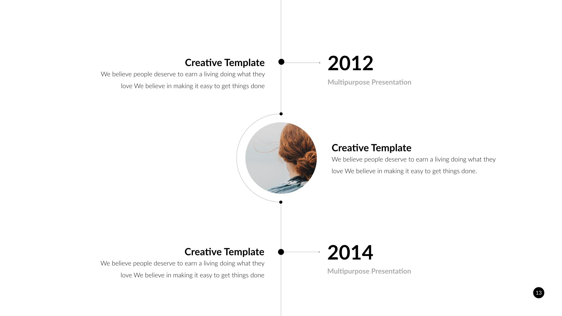 Report Powerpoint Presentation Template By 5yue Graphicriver