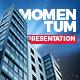 Momentum Creative Presentation - GraphicRiver Item for Sale
