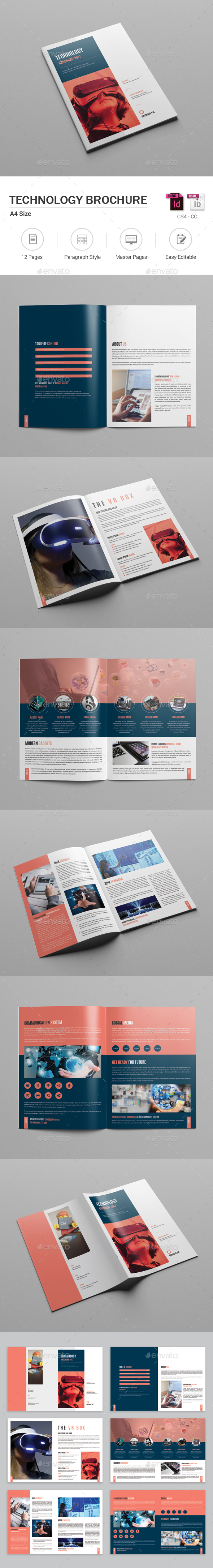 Technology Brochure - Corporate Brochures