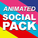 Animated Social Icons Pack 2017 - VideoHive Item for Sale