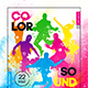Color Sound Party Flyer vol.2