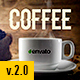Gourmet Coffee v2.0 - VideoHive Item for Sale
