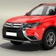 Mitsubishi Outlander - 3DOcean Item for Sale
