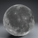 Moon Globe 11k - 3DOcean Item for Sale