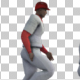Baseball Players Running - VideoHive Item for Sale