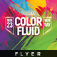 Color Fluid - Flyer Template - GraphicRiver Item for Sale