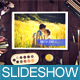 Artist Desktop Slideshow - VideoHive Item for Sale
