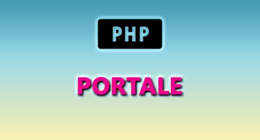 PHP (PORTALE)